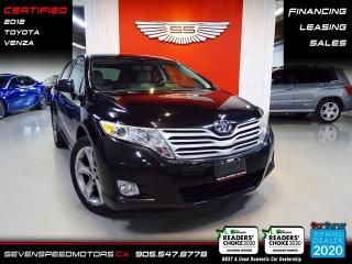 Used 2012 Toyota Venza NAVI | CARFAX CLEAN | CERTIFIED | FINANCE | 9055478778 for sale in Oakville, ON