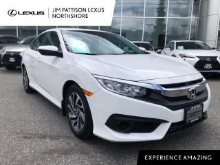 Used 2018 Honda Civic Sedan SE CVT / SE CVT / Local and Clean car. for sale in North Vancouver, BC