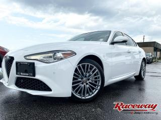 Used 2017 Alfa Romeo Giulia   MUST SEE!!   AWD   LUXURY FINISHES   PANO ROOF for sale in Etobicoke, ON