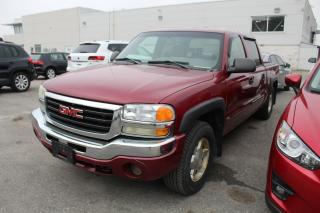 Used 2004 GMC Sierra 1500 3.5L for sale in Whitby, ON