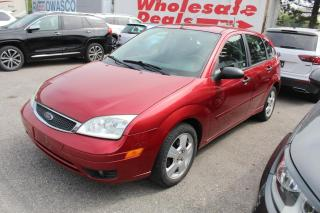 Used 2005 Ford Focus ZX5 | Sale! June 24th On All Inventory! for sale in Whitby, ON