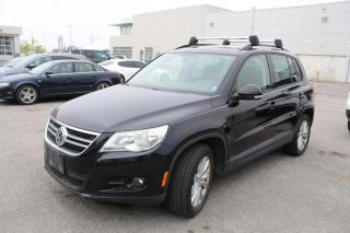 Used 2009 Volkswagen Tiguan 2.0L Trendline 4MOTION for sale in Whitby, ON