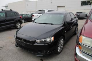 Used 2009 Mitsubishi Lancer 2.4L GTS for sale in Whitby, ON