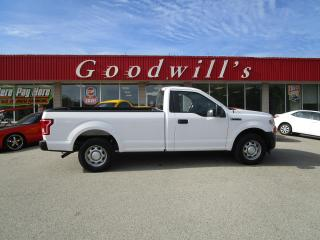 Used 2017 Ford F-150 8 FOOT BOX! CLEAN CARFAX! for sale in Aylmer, ON