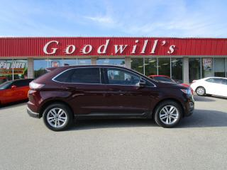 Used 2018 Ford Edge SEL! AWD! FULLY LOADED! for sale in Aylmer, ON