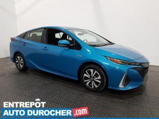 Used 2017 Toyota Prius Prime Hybride-Bluetooth- Caméra de recul - Climatiseur for sale in Laval, QC