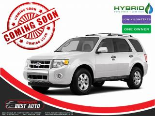 Used 2009 Ford Escape 4WD 4dr I4 ECVT Hybrid for sale in Toronto, ON