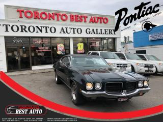 Used 1971 Pontiac LeMans Sport 350 for sale in Toronto, ON