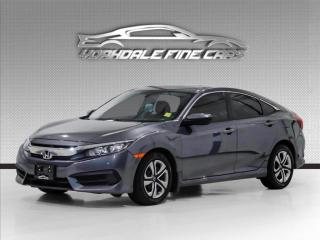Used 2016 Honda Civic Sedan 4dr CVT LX ((((SOLD SOLD )))) for sale in Concord, ON