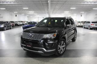 Used 2019 Ford Explorer PLATINUM NO ACCIDENTS I NAVIGATION I LEATHER I PANOROOF I BT for sale in Mississauga, ON