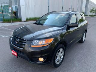 Used 2011 Hyundai Santa Fe FWD 4dr I4 GL for sale in Mississauga, ON