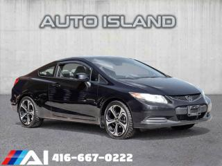 Used 2012 Honda Civic SPORTY COUPE**AUTOMATIC for sale in North York, ON