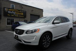 Used 2016 Volvo XC60 AWD/PREMIER/NAV/BACK UP CAMERA/MOONROOF/ACCIDENT FREE for sale in Newmarket, ON