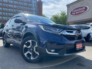 Used 2017 Honda CR-V TOURING PKG | NAVI| CAM | PANO | AWD | BSM | LKA | for sale in Scarborough, ON