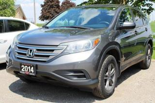 Used 2014 Honda CR-V LX 4WD 5-Speed AT for sale in New Hamburg, ON