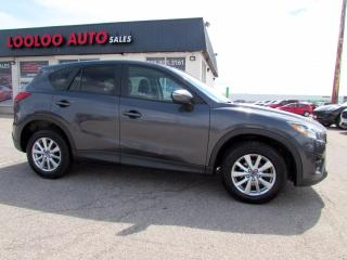 Used 2016 Mazda CX-5 Touring AWD 2.5L Navigation Camera Sunroof Certified for sale in Milton, ON