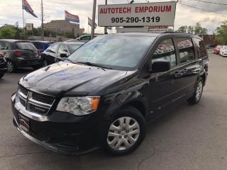 Used 2017 Dodge Grand Caravan SXT Captains Charis/Full Stow and Go/Rear Air for sale in Mississauga, ON