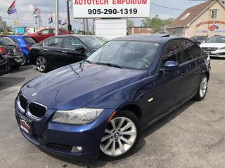 Used 2011 BMW 3 Series 328xi XDrive AWD Navi/Sunroof/Alloys Trade Special for sale in Mississauga, ON