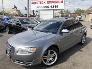 Used 2007 Audi A4 2.0T Quattro AWD Leather/Sunroof Trade Special* for sale in Mississauga, ON