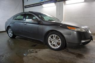 Used 2009 Acura TL PREMUIM CERTIFIED 2YR WARRANTY *1 OWNER* SUNROOF BLUETOOTH MEMORY HEATED LEATHER for sale in Milton, ON