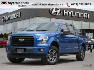 Used 2016 Ford F-150 XLT  - $290 B/W for sale in Kanata, ON