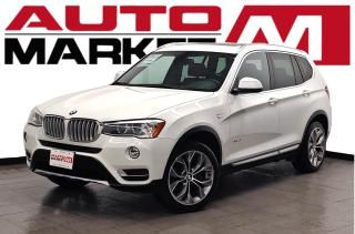 Used 2015 BMW X3 Certified!Navigation!NEWTIRES!WeApproveAllCredit! for sale in Guelph, ON