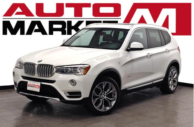 2015 BMW X3 Certified!Navigation!NEWTIRES!WeApproveAllCredit!