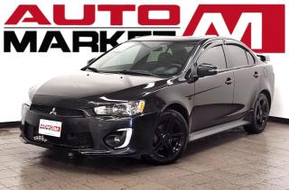 Used 2017 Mitsubishi Lancer SE Certified!Sunroof!WeApproveAllCredit! for sale in Guelph, ON