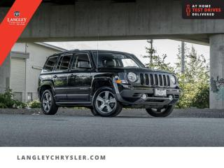 Used 2017 Jeep Patriot High Altitude  Leather/ Sunroof/ Accident Free/ Local for sale in Surrey, BC