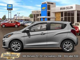 Used 2019 Chevrolet Spark LT  - Low Mileage for sale in St Catharines, ON