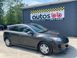 Used 2012 Mazda MAZDA3 for sale in Laval, QC