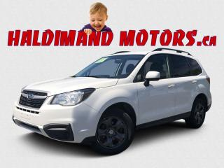 Used 2017 Subaru Forester PREMIUM pzev AWD for sale in Cayuga, ON