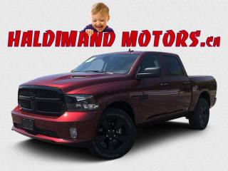 Used 2021 RAM 1500 Classic TRADESMAN CREW 4WD for sale in Cayuga, ON