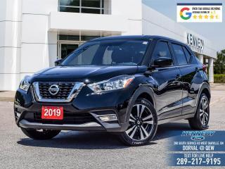Used 2019 Nissan Kicks SV for sale in Oakville, ON