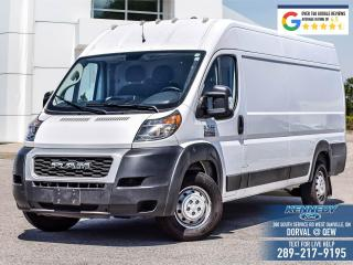 Used 2019 RAM Cargo Van ProMaster for sale in Oakville, ON