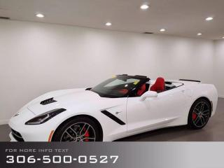Used 2019 Chevrolet Corvette 2LT, Hello Gorgeous!!! for sale in Moose Jaw, SK