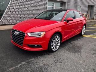 Used 2015 Audi A3 2.0T Technik for sale in Halifax, NS