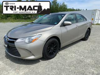 Used 2015 Toyota Camry LE for sale in Port Hawkesbury, NS