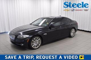 Used 2011 BMW 5 Series 550i xDrive for sale in Dartmouth, NS
