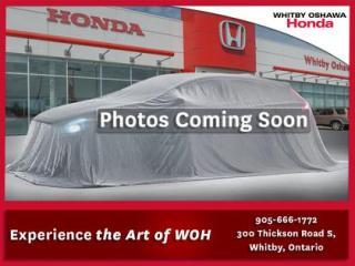 Used 2017 Honda Accord w/Honda Sensing for sale in Whitby, ON
