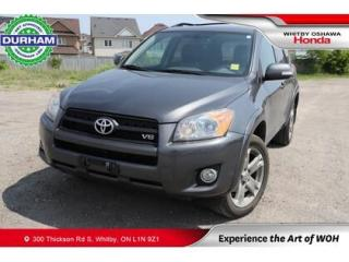 Used 2012 Toyota RAV4 Sport for sale in Whitby, ON