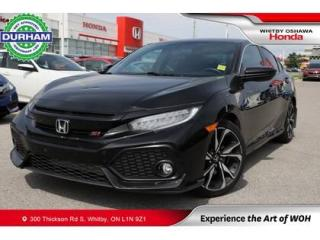 Used 2019 Honda Civic Si   Manual for sale in Whitby, ON