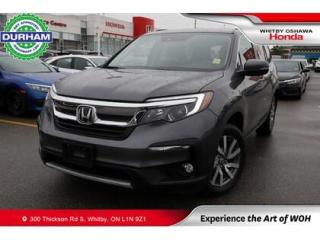 Used 2019 Honda Pilot EX | Automatic | Power Moonroof for sale in Whitby, ON