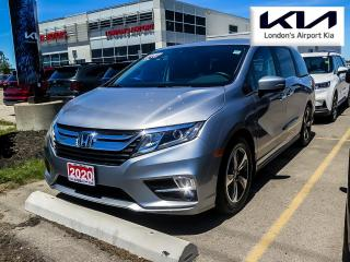 Used 2020 Honda Odyssey EX-L for sale in London, ON