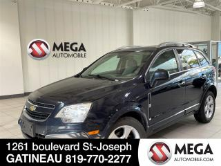 Used 2014 Chevrolet CAPTIVA LTZ for sale in Gatineau, QC