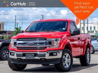 New 2018 Ford F-150 XLT 4x4 Bluetooth Backup Camera Keyless Entry Power Windows 18