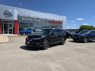 Used 2018 Nissan Rogue SL AWD CVT (2) for sale in Smiths Falls, ON