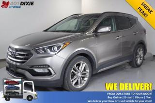 Used 2017 Hyundai Santa Fe Sport Limited for sale in Mississauga, ON