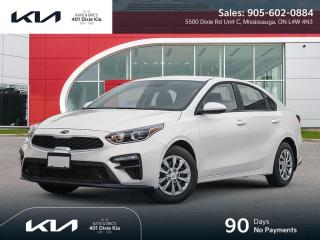 New 2021 Kia Forte LX DONT WAIT PICK UP TODAY for sale in Mississauga, ON