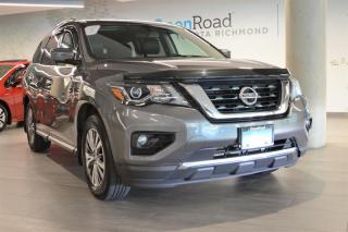 Used 2018 Nissan Pathfinder S V6 4x4 at for sale in Richmond, BC